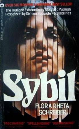 sybil movie and book difference Bestselling book in the 1970s and was adapted as a 1976 television miniseries and a featurelength docudrama in 2007 author flora schreiber and sybil's psychiatrist, dr cornelia wilbur, became rich.