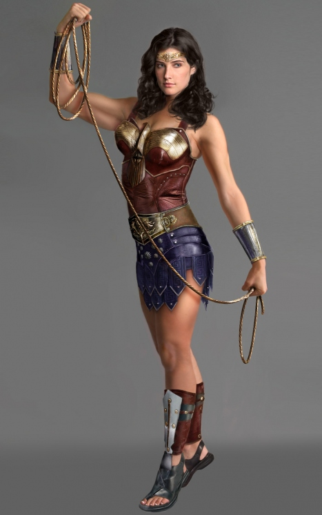 The New Wonder Woman